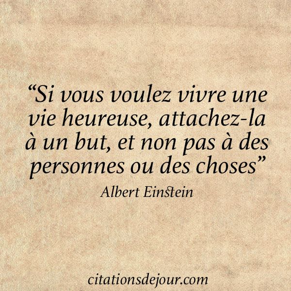 citation sur le bonheur d 39 albert einstein citations. Black Bedroom Furniture Sets. Home Design Ideas