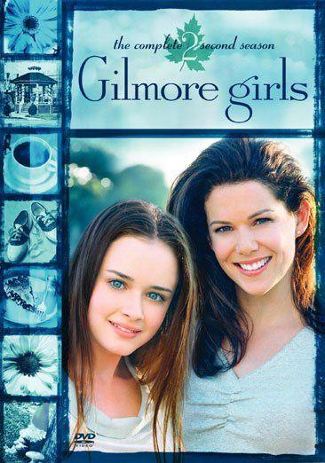 Gilmore Girls Season 2   Gilmore girls seasons, Girls tv series, Gilmore  girls