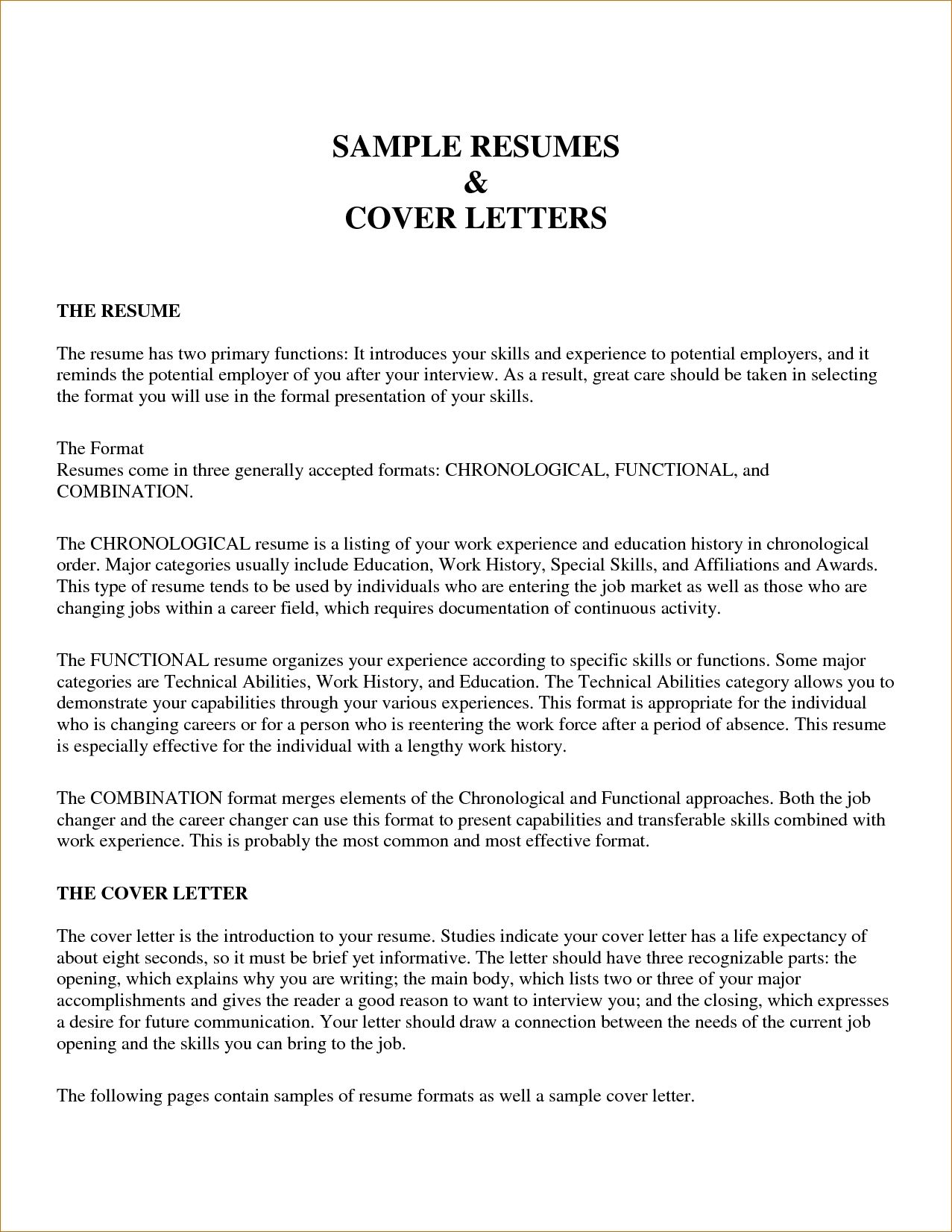 Examples Of Cover Letters Generally Examples Resumes Resume Dsw Job Application Jodoranco Outstanding