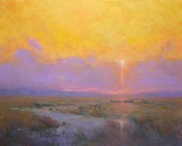 "Timon Sloane | ""Enchanted"", 24x30in | timonsloane.com"