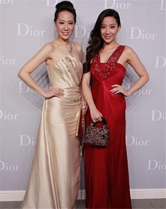 破产姐妹花����_中外娱乐圈的亲生姐妹花看哪家姑娘更美少女时代Jessica与F(x