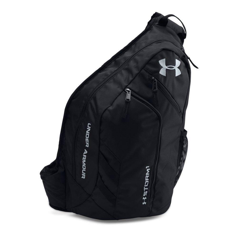 Sling Backpack For School Under Armour Crossbody Shoulder Rucksack Laptop  Bag  UnderArmour  unisex abca5820d4203