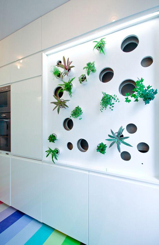 Herb garden! SABOproject - desire to inspire - desiretoinspire.net
