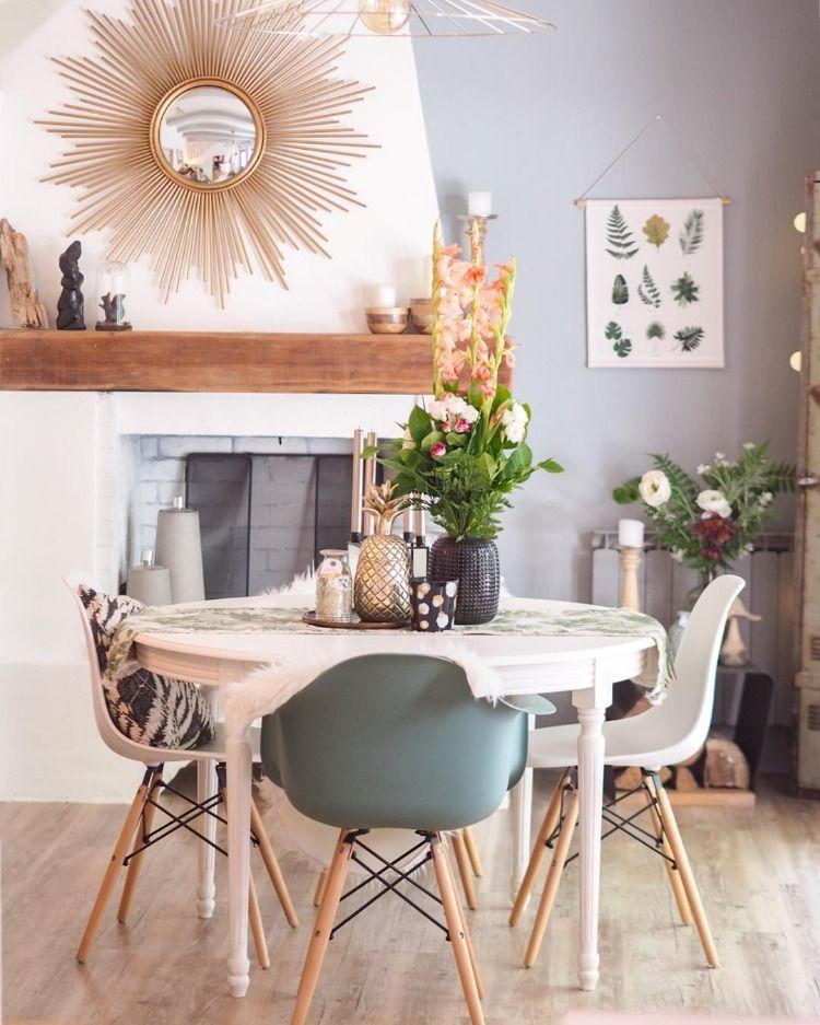 Gris Alpaga Home Decor Dining Table Decor