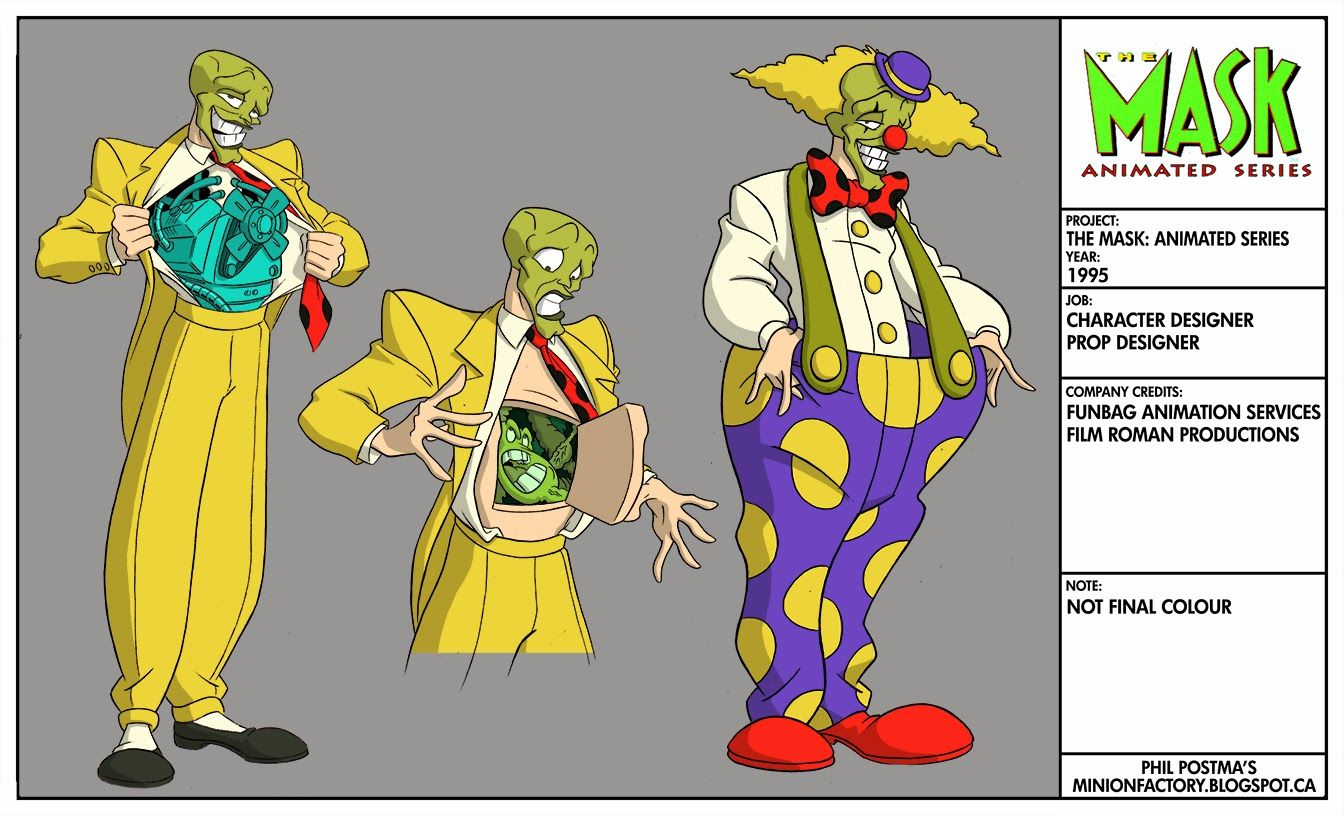 the mask animated series drawings in 2018 pinterest animation