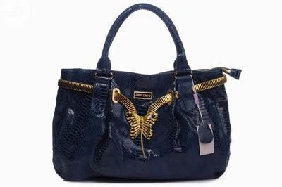 The World Famous Jimmy Choo Dark Blue Handbags Leather Butterfly Tote In  Your Selection 1e0ad2f41723e