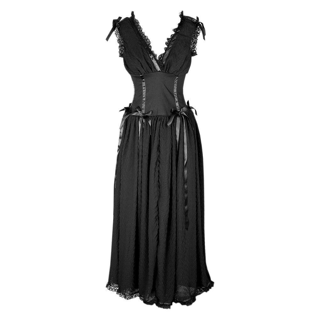 Long black vintage edwardian dress long black edwardian dress and