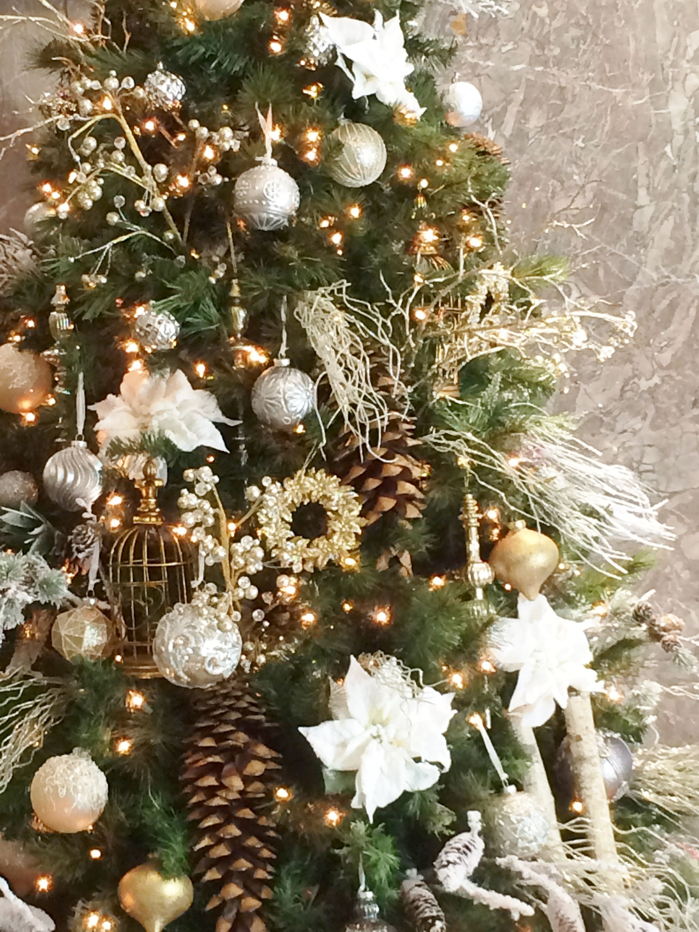 Park Florist Christmas Decorations Flower Delivery Holiday Decor
