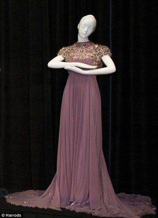 Rapunzel, de Jenny Packham