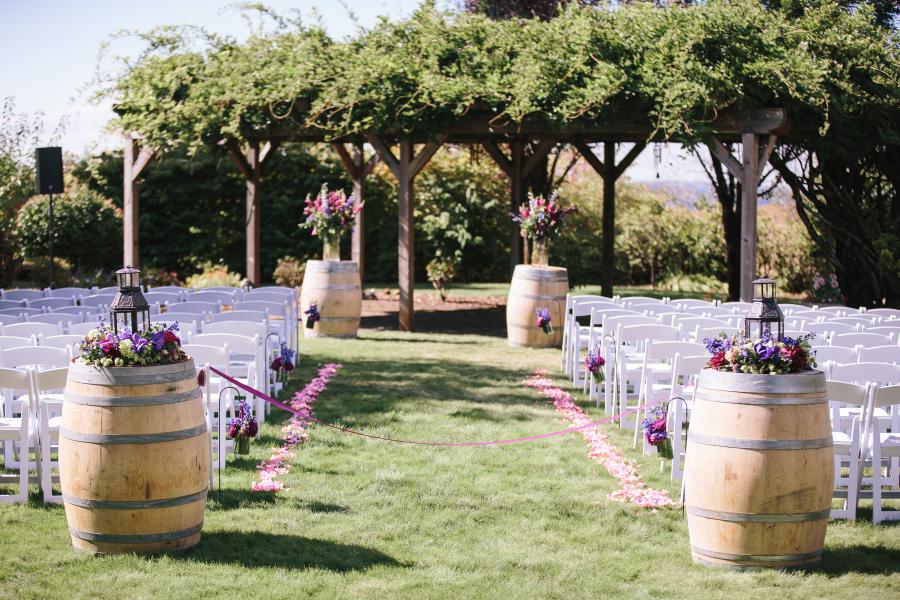 Wedding Venue Near Portland Oregon   Wonser Woods Estate ...
