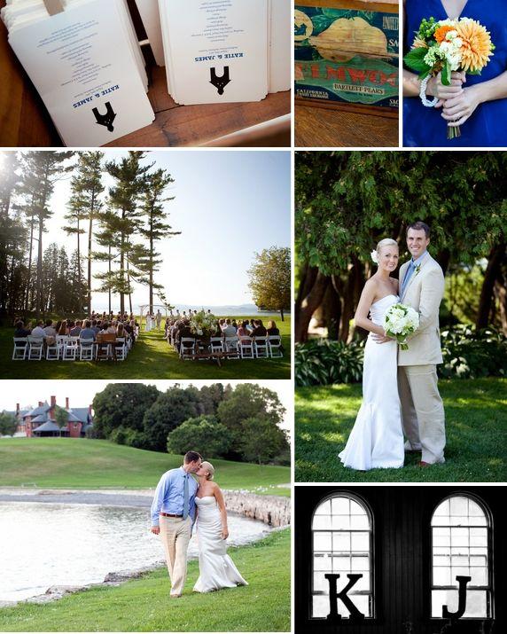 Vermont Wedding Flowers: Vermont Weddings, A Real Vermont Wedding