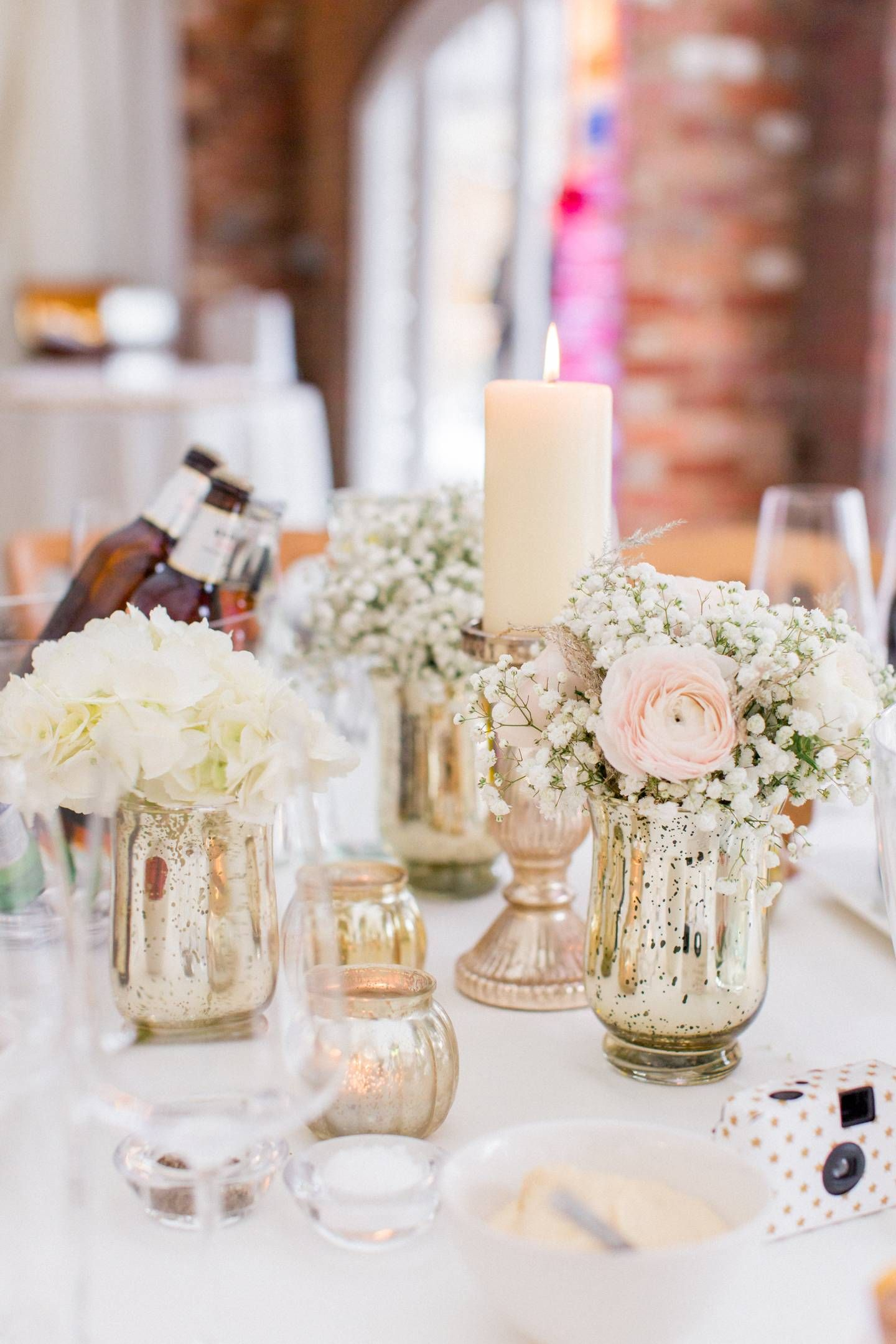 12 Wedding Table Decorations And Centerpieces To Spruce Up Your