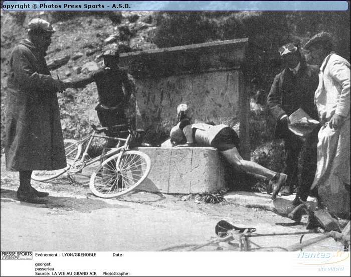 Tour de France 1907. 5^Tappa, ...