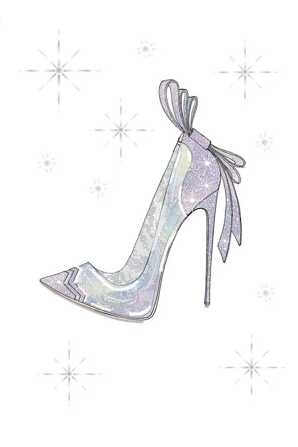 b19f92bce79 Nine shoe designers reimagine Cinderella s glass slipper. Nicholas Kirkwood
