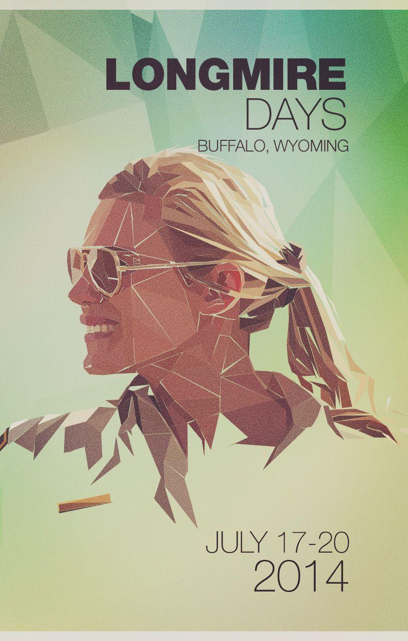 {Small Screen} Longmire Days, Buffalo Wyoming #Longmire