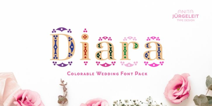 Download Diara Font DOWNLOAD #font #fonts #typography #typeface # ...