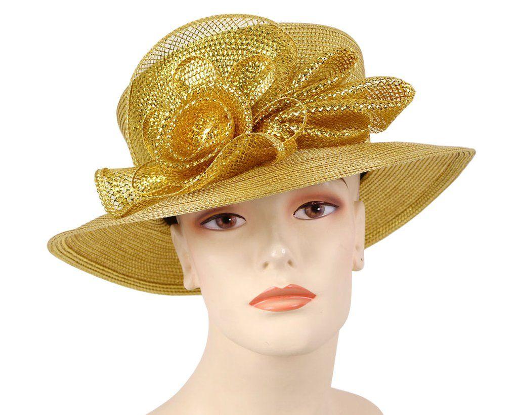 31f70bb45b0a7 Women s Formal Dress Church Derby Hats - SP1827 – divine-fashion.com ...