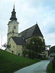 Pfarrkirche Sankt Erhard In Der Breitenau Wikipedia
