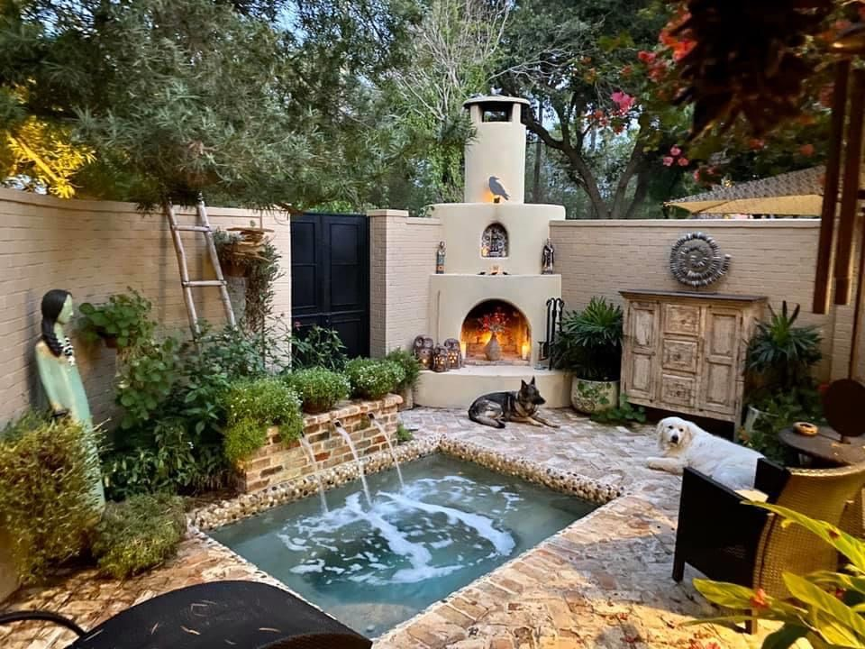 Pin by Foodie Goes Healthy on Garden ideas in 2020 Patio