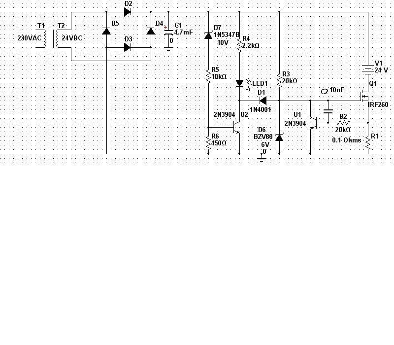 24v battery charger schematic charger 24v battery charger schematic