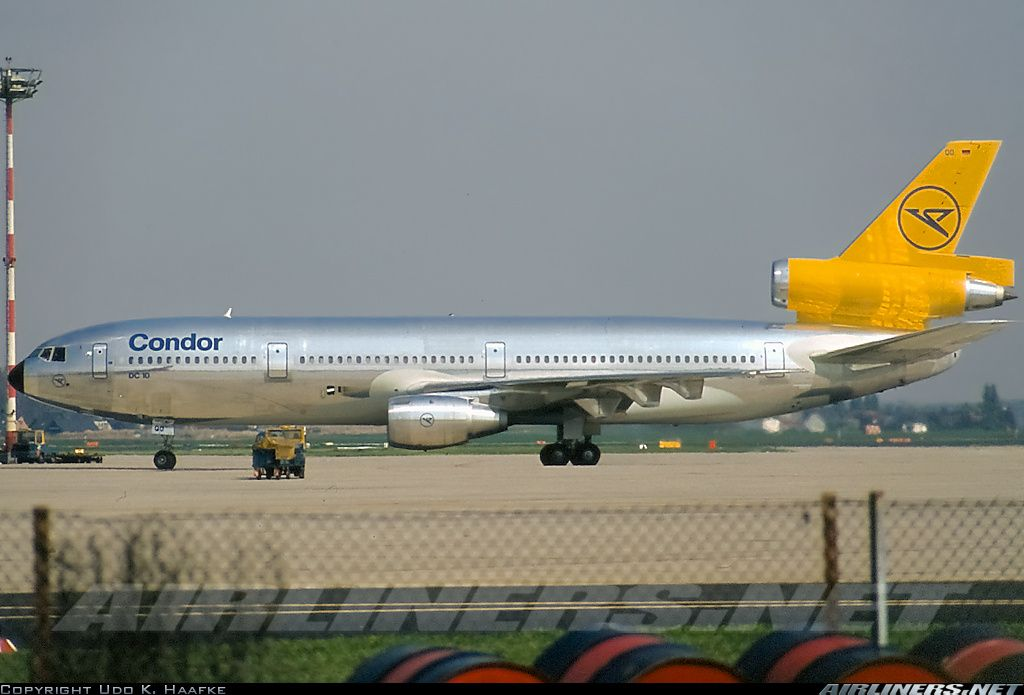 McDonnell Douglas DC1030 Condor Aviation Photo