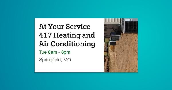 Heating Repair Air Conditioning Repair Refrigeration Repair