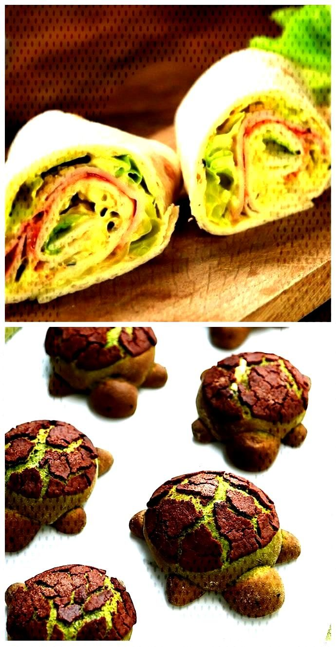 Wraps with turkey and cream cheese Wraps with turkey and cream cheese,