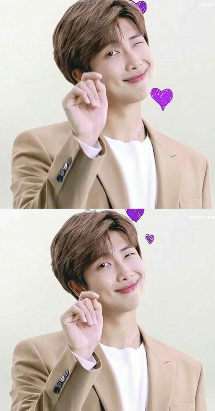 Yakışıklı Bi̇as ım Kim Namjoon Hoseok Bts Most Handsome Men