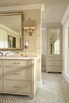 Houzz Bathrooms | Casa Verde Design Traditional Bathroom