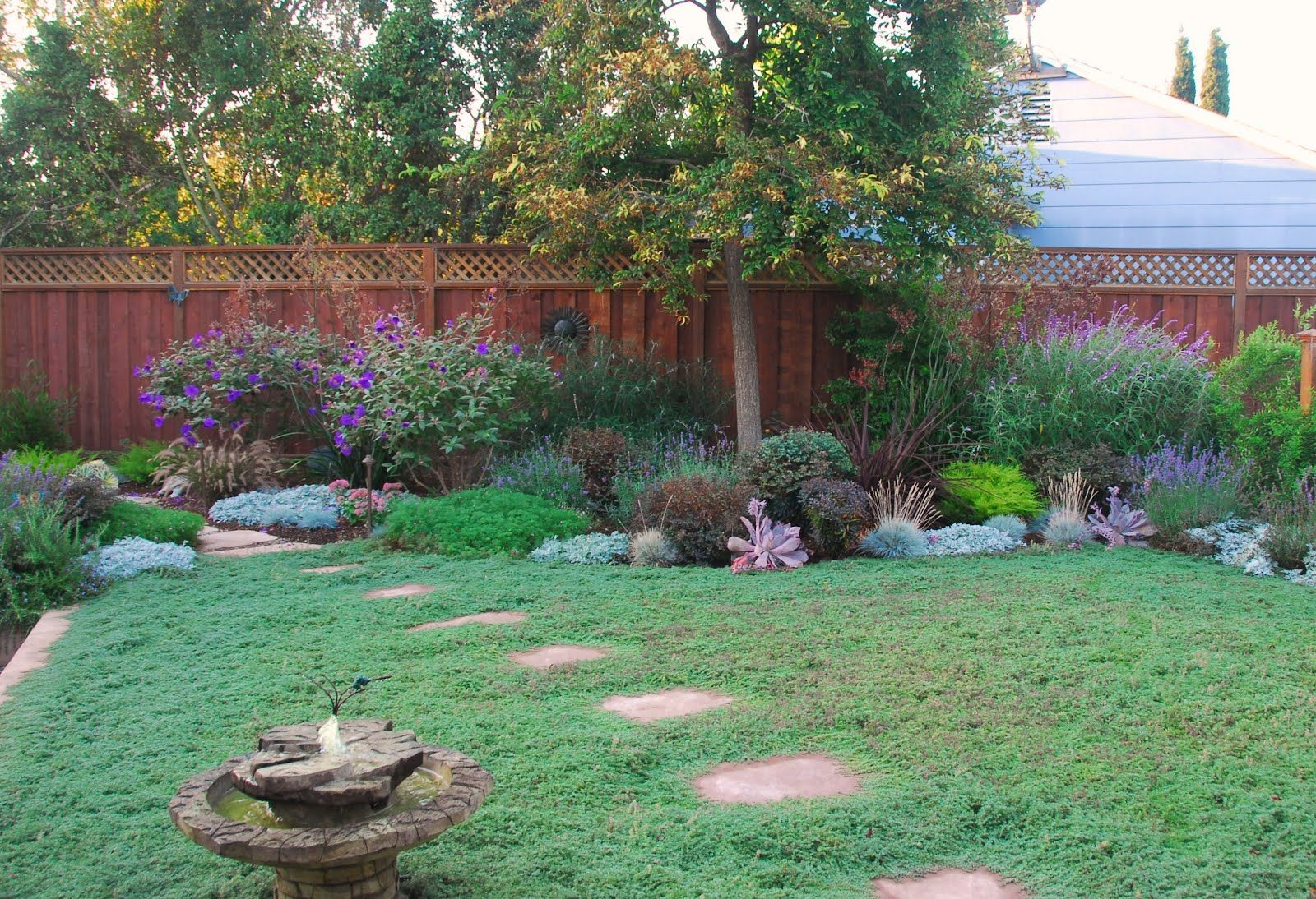 Astrid Gaiser Garden Design: Lilac Lawns U2013 Or Why Water Wise Rocks