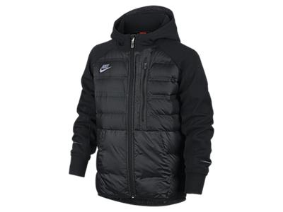 c54ef1e2e228e Nike Aeroloft Tech Boys' Jacket | HOME | Jackets, Nike tech, Winter ...