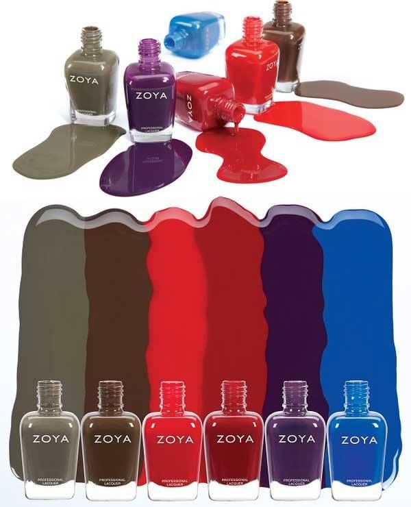 Zoya Focus and Flair Fall 2015 Collection (found on Chicprofile)