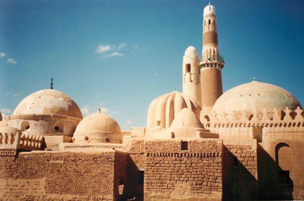 جامع الامام الهادي صعدة Yemen Taj Mahal Landmarks