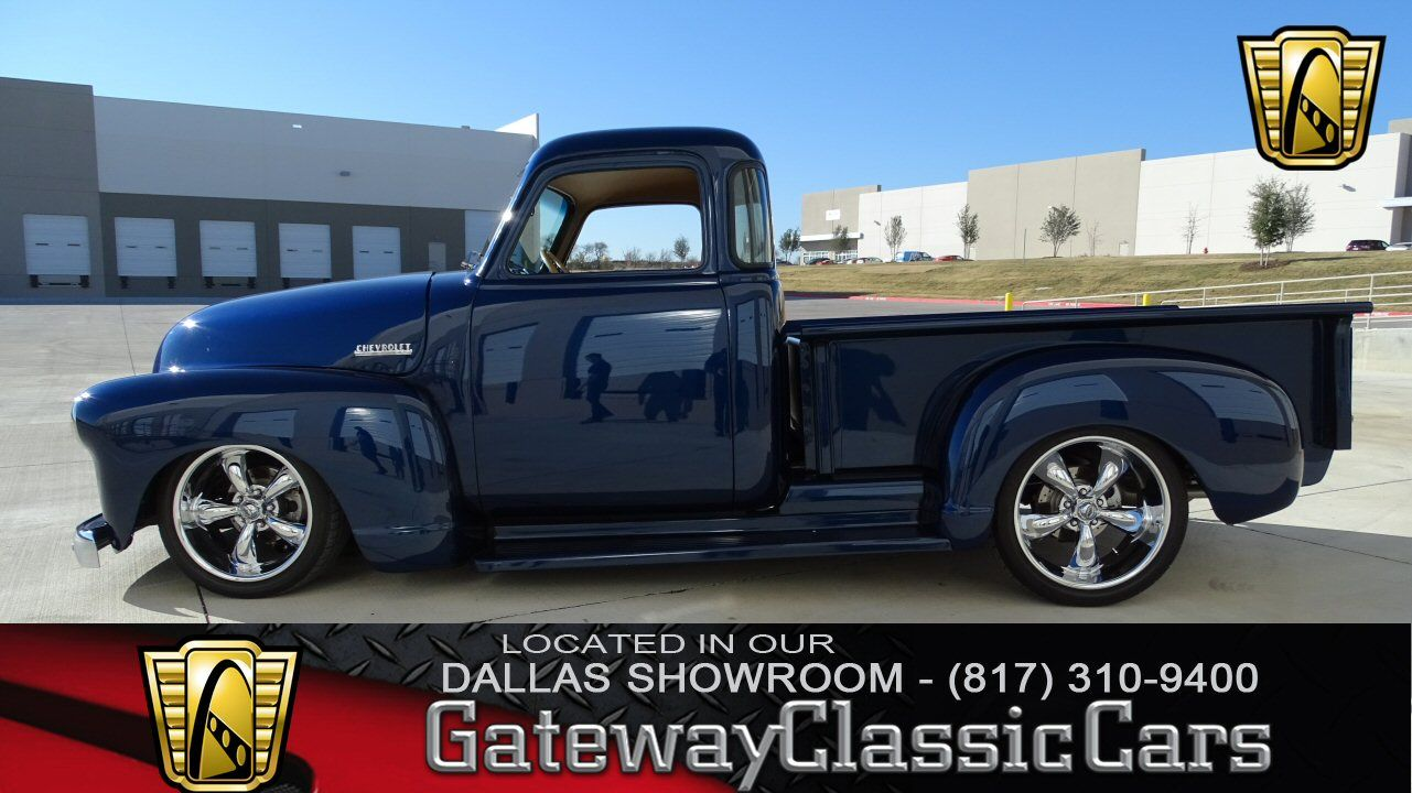 1950 Chevrolet 3100 Pickup 350/325 HP, Automatic presented as lot ...