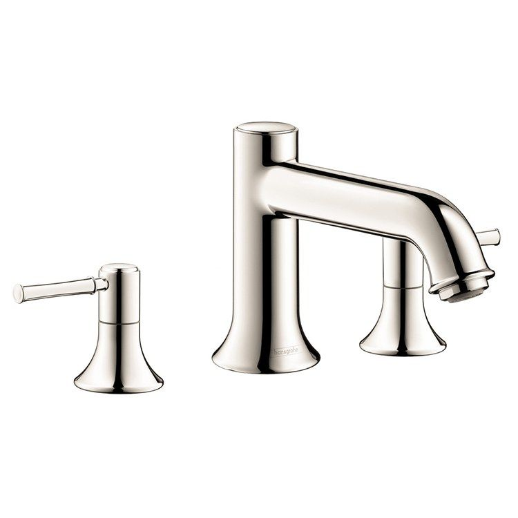 Hansgrohe 14313831 Talis C Two Handle 3 Hole Roman Tub Filler
