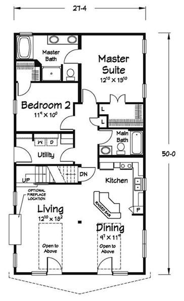 Floor Plans :: Designer Homes   A Division Of Ritz Craft Corp    Mifflinburg, PA