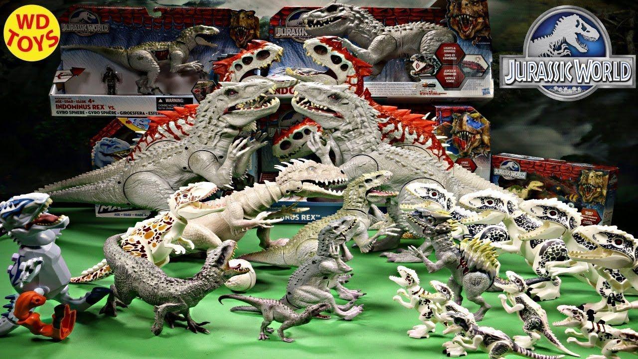 Pin by Walter Disne on Jurassic World Toys Jurassic