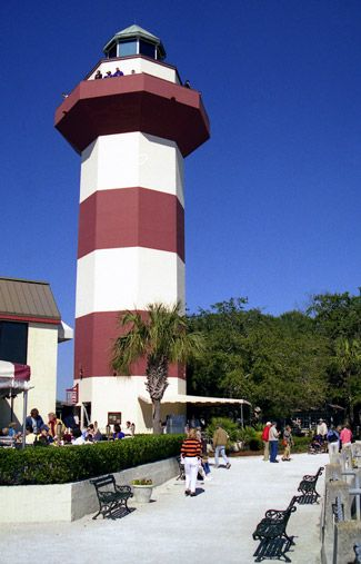 Harbour Town Lighthouse, Hilton Head SC...first lighthouse climbed...June 2009, 2010, & 2011.