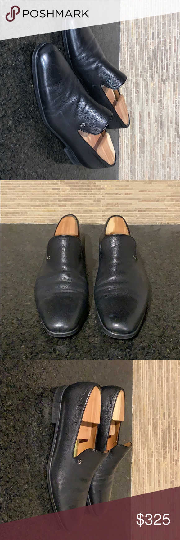 Gucci Loafers Rubber Sole