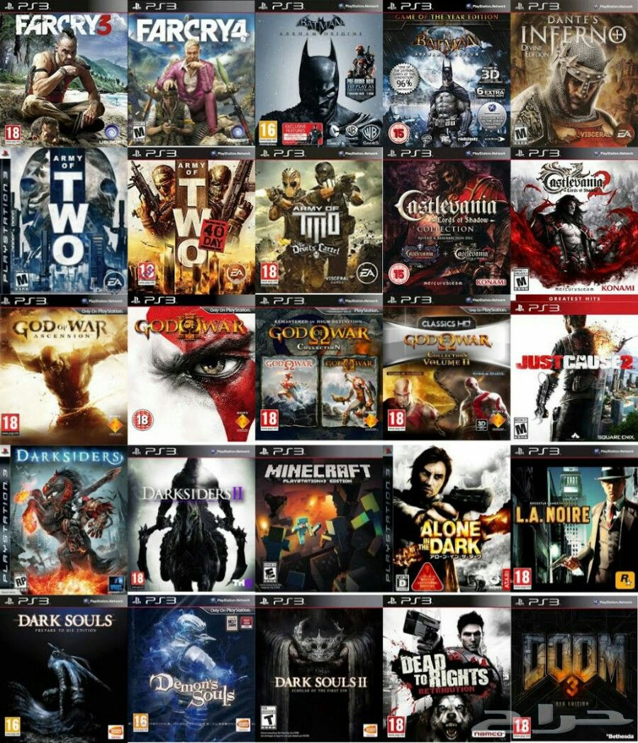 PS3 Games (With images) Xbox pc, Ps3 games, Baseball cards
