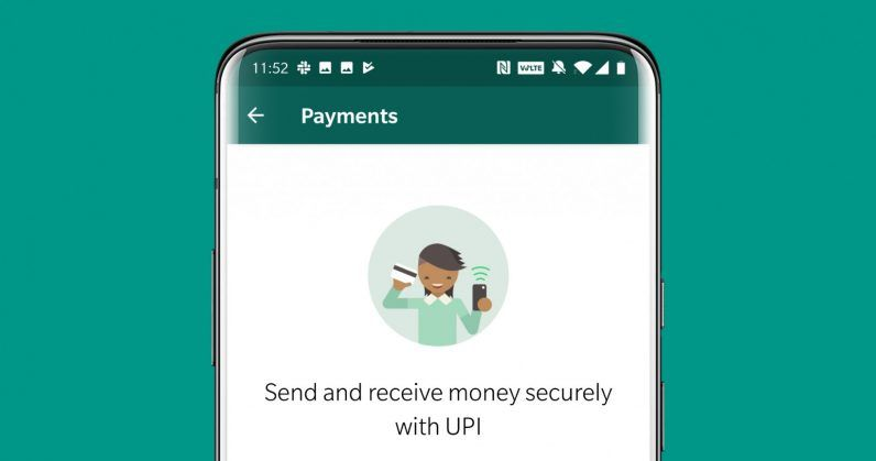 India doesn't want WhatsApp sharing your payment data with