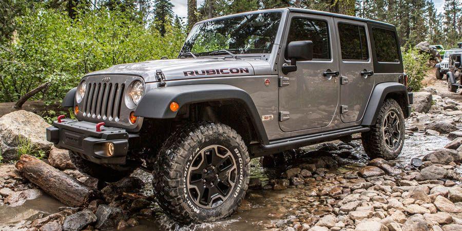 Awesome My New Ride Jeep Wrangler Rubicon 2014 TUJ