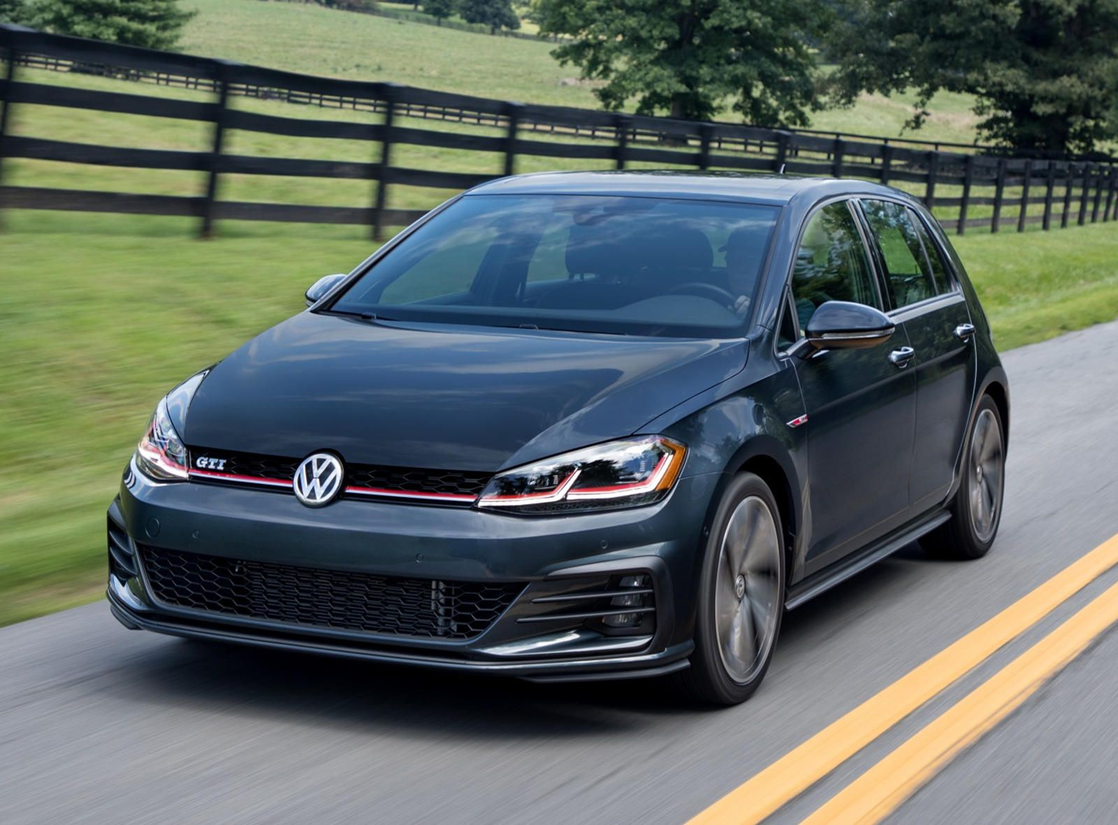 Hop Into 2019 With The Volkswagen Golf Gti Rabbit Edition