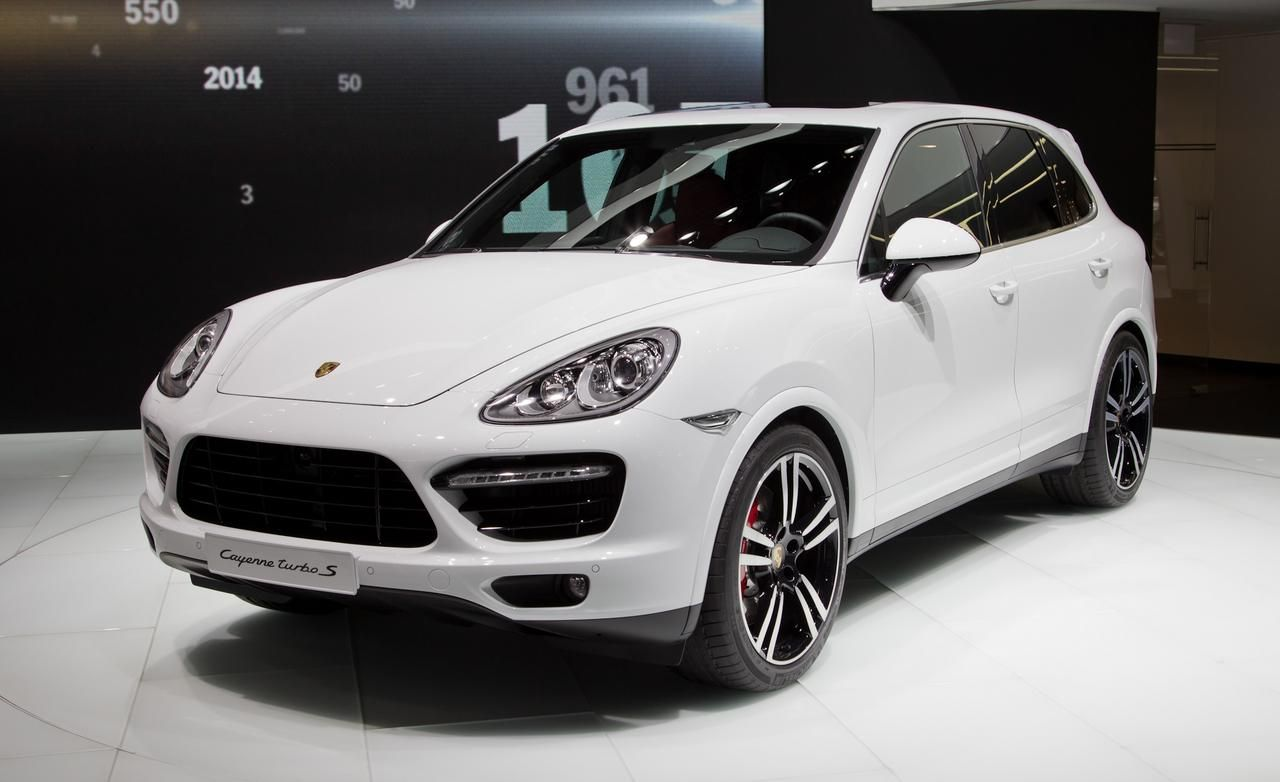 Porsche Cayenne 2017 White Wallpaper 4 Jpg 1280