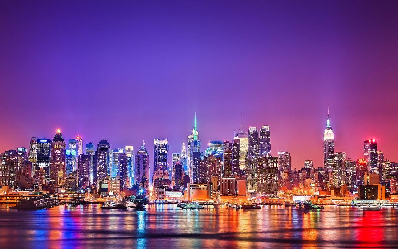 New York Desktop Wallpaper HD Hd 1080p, Nova iorque, 1080p