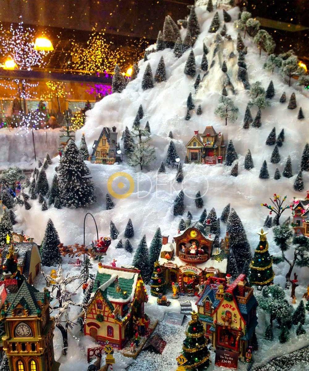 Christmas Town 2019.Weihnachtsdorf Dekoration Ideen 2019 Christmas Christmas