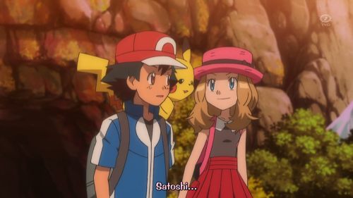 Amourshipping ^_^ ^.^ ♡ This is one of my favorite episodes and Amourshipping moments ^_^ ^.^ ♡