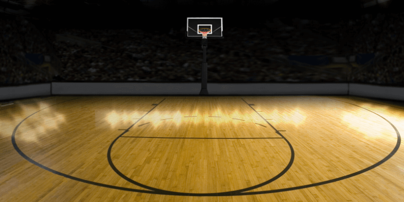 How Much Does An Indoor Basketball Court Cost Indoor Basketball Court Indoor Basketball Basketball Court