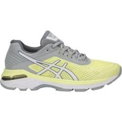 Photo of Asics women's running shoes GT-2000 6, size 39 ½ in light yellow / gray / white, size 39 ½ in light yellow / gray / white