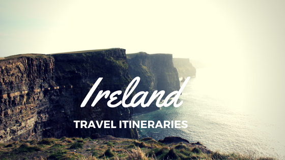 Ireland guide: the perfect Ireland Itinerary to make the most of 7, 10 days or 2 weeks in the Emerald Isle with stops to suit all ages